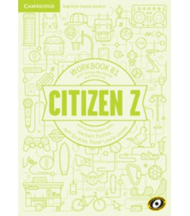 NEW Citizen Z B1 Workbook with Online Practice SCORM