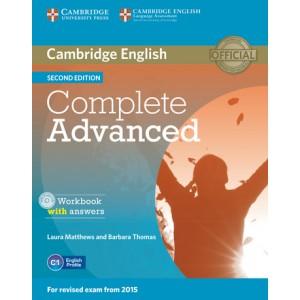 ePDF Complete Advanced Workbook (Enhanced PDF)