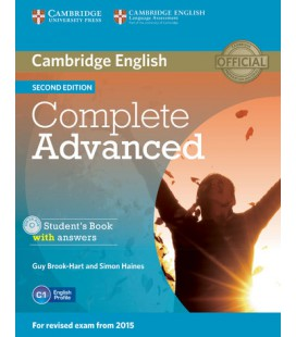 ePDF Complete Advanced Student's Book (Enhanced PDF)