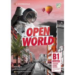 Open World Preliminary Workbook