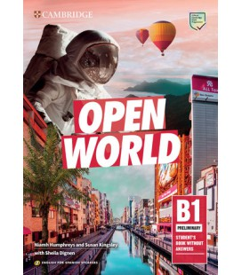 Open World Preliminary Student's Book