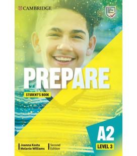 Prepare 2nd 3 SB