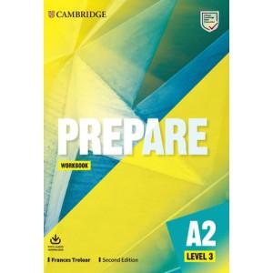 Prepare 2nd 3 WB