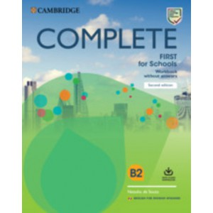 Complete First for Schools Workbook