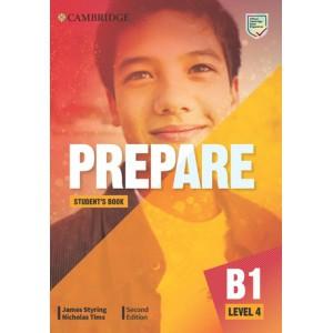 Prepare 2nd 4 SB