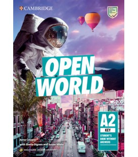 Open World Key Student's Book