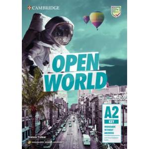 Open World Key Workbook