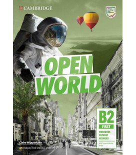 Open World First Workbook