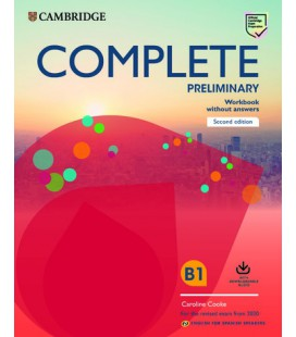 Complete Preliminary 2nd Work book