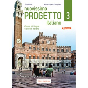 Nuovissimo Progetto italiano 3 - Quaderno degli esercizi