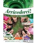 Arrivederci! 3 - Libro dello studente
