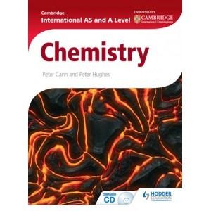 Cambridge International AS and A Level Chemistry
