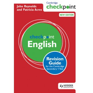 Cambridge Checkpoint English Revision Guide for the Cambridge Secondary 1 Test