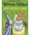 Winnie and Wilbur Happy Birthday, Winnie