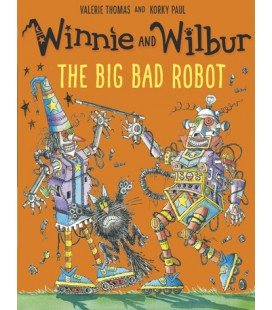 Winnie and Wilbur The Big Bad Robot