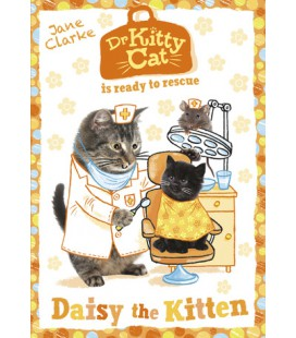 Dr KittyCat is ready to rescue: Daisy the Kitten