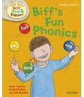 Read with Biff, Chip and Kipper First Stories: Level 1: Biff's Fun Phonics