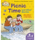 Read with Biff, Chip and Kipper Phonics & First Stories: Level 2: Picnic Time and Other Stories