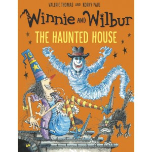 Winnie and Wilbur The Haunted House