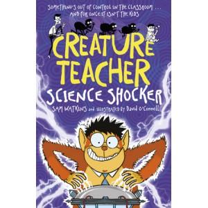 Creature Teacher Science Shocker