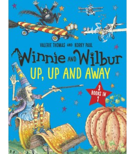 Winnie and Wilbur Up, Up and Away