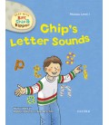 Read with Biff, Chip and Kipper Phonics: Level 1: Chip's Letter Sounds