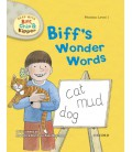 Read with Biff, Chip and Kipper Phonics: Level 1: Biff's Wonder Words