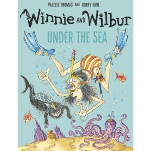 Winnie and Wilbur under the Sea