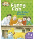 Read with Biff, Chip and Kipper Phonics & First Stories: Level 2: Funny Fish and Other Stories