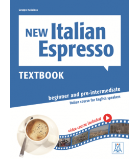 New Italian Espresso 1 - BEGINNER AND PREINTERMEDIATE (TEXTBOOK)