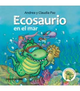 Ecosaurio en el mar