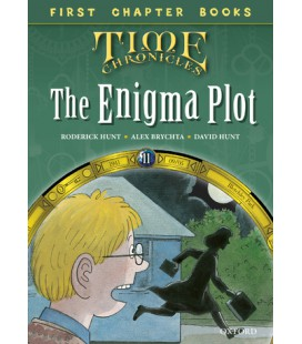 Read with Biff, Chip and Kipper Time Chronicles: First Chapter Books: The Enigma Plot