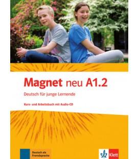 Magnet neu A1.2 Kursbuch