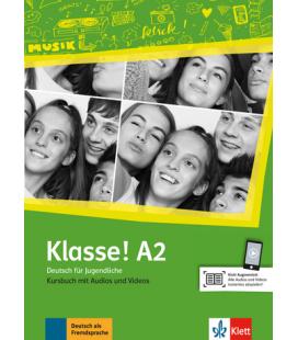 Klasse! A2 Kursbuch