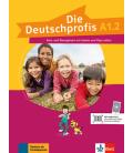 Die Deutschprofis A1.2 interaktives Kurs- und Übungsbuch