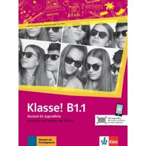 Klasse! B1.1 Kursbuch