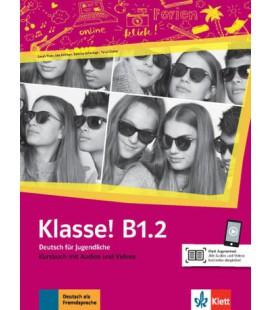 Klasse! B1.2 Kursbuch