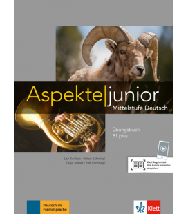 Aspekte junior B1+ interaktives Übungsbuch