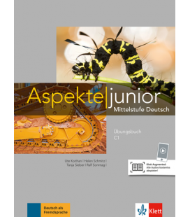 Aspekte junior C1 interaktives Übungsbuch