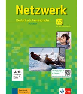 Netzwerk A2 Kursbuch
