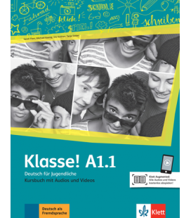 Klasse! A1.1 Kursbuch