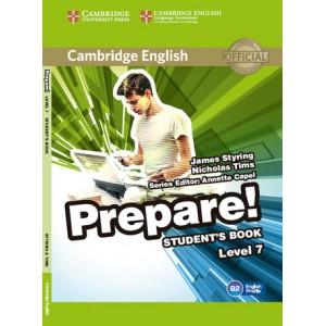Prepare 7 Student's Book (Enhanced PDF)