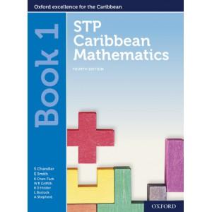 STP Caribbean Mathematics Book 1