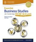 Essential Business Studies for Cambridge IGCSE & O Level
