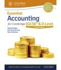 Essential Accounting for Cambridge IGCSE & O Level