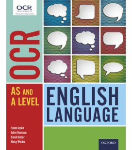 OCR AS and A Level English Language