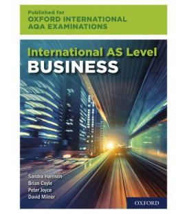 Oxford International AQA Examinations: International AS Level Business