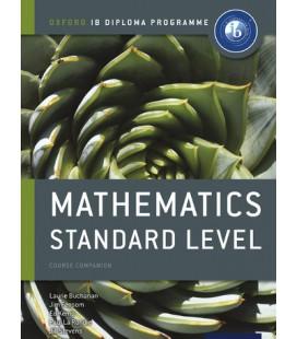 Oxford IB Diploma Programme: Mathematics Standard Level Course Companion