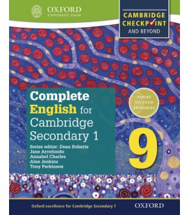 Complete English for Cambridge Lower Secondary 1: Stage 9