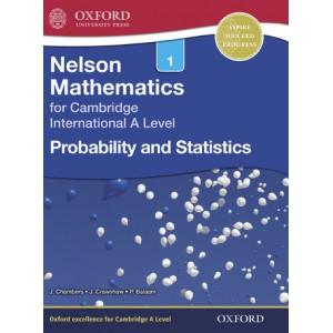 Nelson Mathematics for Cambridge International A Level: Probability and Statistics 1
